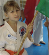 Benefits of Tang Soo Do for children include physical development, coordination, balance and timing